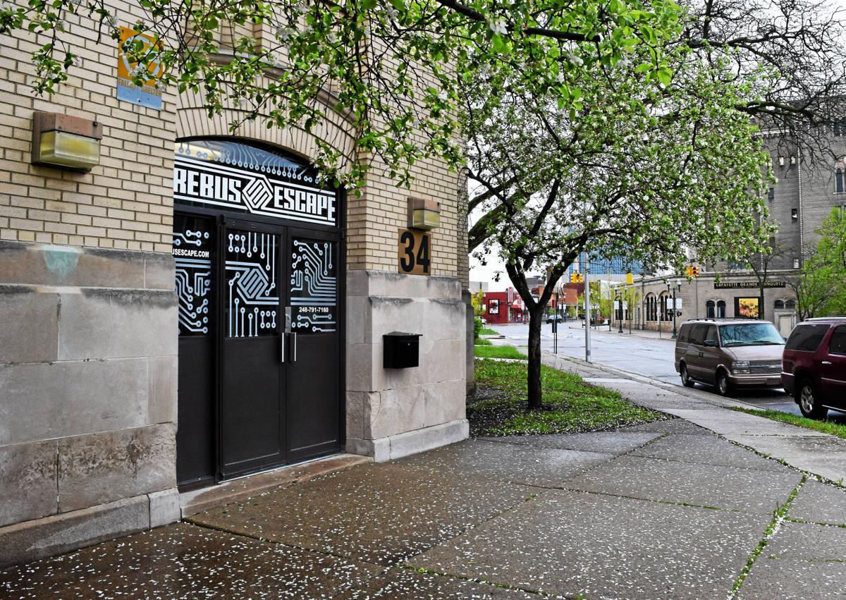 Erebus team opens escape room complex in downtown Pontiac